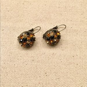 Leverback Earrings.
